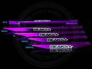BEAKS-PURPLE-REAR-LOWER-SUBFRAME-TIE-BAR-HONDA-CIVIC-EK-96-97-98-99-2000