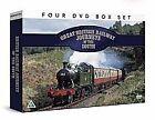 British Railway Journeys Of The South (DVD, 2012, 4-Disc Set, Box Set)