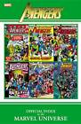 Avengers Official Index to the Marvel Universe by Marvel Comics (Paperback, 2011)