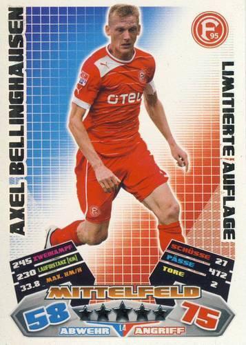 Limitierte Auflage aus allen aussuchen Topps Match Attax Bundesliga 2012//2013
