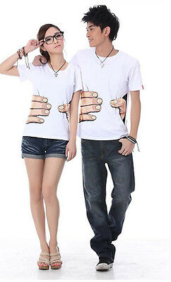 T-shirt Funny Cool Designed T shirts Lovers Couple Clothes Clothing 2015 New