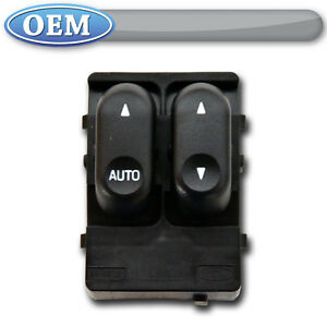 New oem 2002 2007 ford left front master window switch f for 2002 ford explorer master window switch