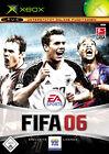 FIFA 06 (Microsoft Xbox, 2005, DVD-Box)