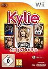 Kylie - Sing & Dance (Nintendo Wii, 2012, DVD-Box)