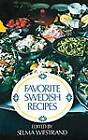 Favourite Swedish Recipes by Dover Publications Inc. (Paperback, 1977)