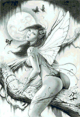 Woodland Fairy Counted Cross Stitch Kit