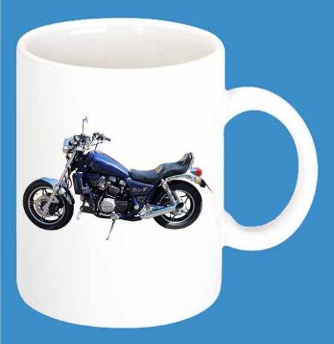300ml Keramik Becher mit Motiv Honda Motorrad Modelle Kaffee Tasse Pott 11oz