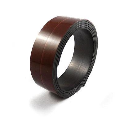 "1 Metre Premium Roll Self Adhesive Magnetic Tape Magnet Strip 25.4mm (1"") Wide"