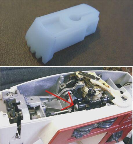 700 bis 784 Segmentrad der Stichsteuerung geeignet für Singer 700-Serie