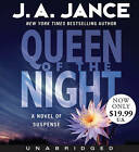 Queen of the Night by J A Jance (CD-Audio, 2011)