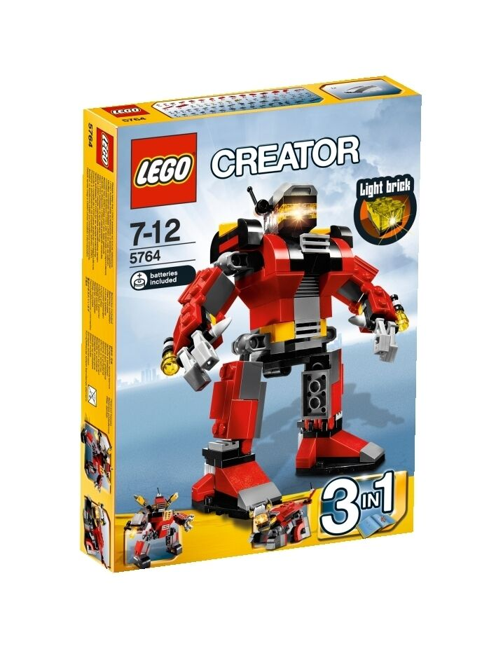 LEGO Creator Rescue Robot (5764)