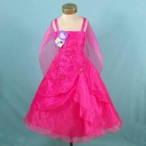 New-Tag-Wedding-Flower-Girl-Pageant-Dress-Scarf-SZ-5-6-6-7-7-8-8-9-9-10