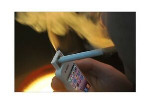 NOVELTY-New-Cigarette-Lighter-iphone4-USB-Charge-Windproof-lighter-free-postage