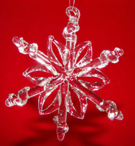Clear-Glass-Snowflakes-6-Different-Styles-Christmas-Ornaments-Decorations