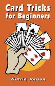 Card-Tricks-for-Beginners-by-Wilfrid-Jonson-Paperback-2004