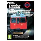 London Underground Simulator - World of Subways 3 (PC: Windows, 2011) - European Version