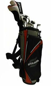 New-Callaway-Strata-Mens-RH-13-Piece-Set-with-stand-bag