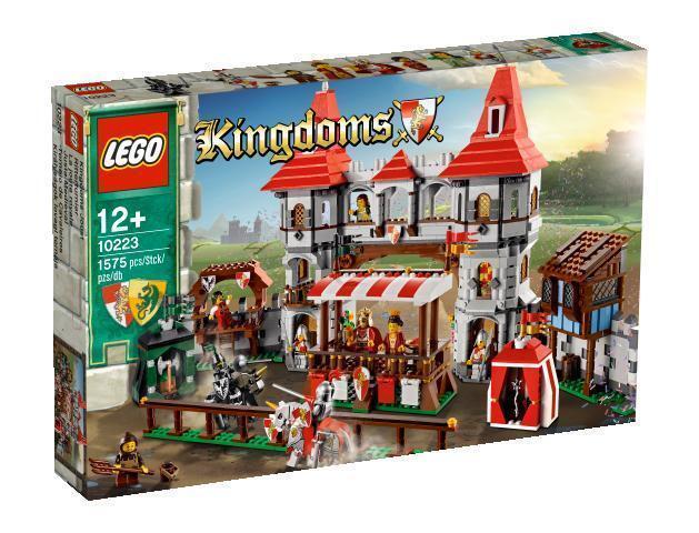 Lego ® serpentinos 10223 10223 10223 Ritter torneo nuevo embalaje original _ serpentinos joust New misb NRFB 21f7a1