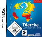 Diercke: Das Geographie-Quiz (Nintendo DS, 2009)