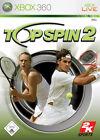 Top Spin 2 (Microsoft Xbox 360, 2006, DVD-Box)