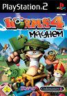 Worms 4 - Mayhem (Sony PlayStation 2, 2005, DVD-Box)