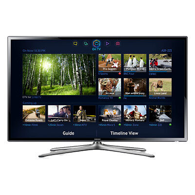 "Samsung 6300 Series UN60F6300 60"" 1080p HD LED LCD Internet TV"