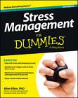 Stress Management For Dummies(R) by Allen Elkin (Paperback, 2013)