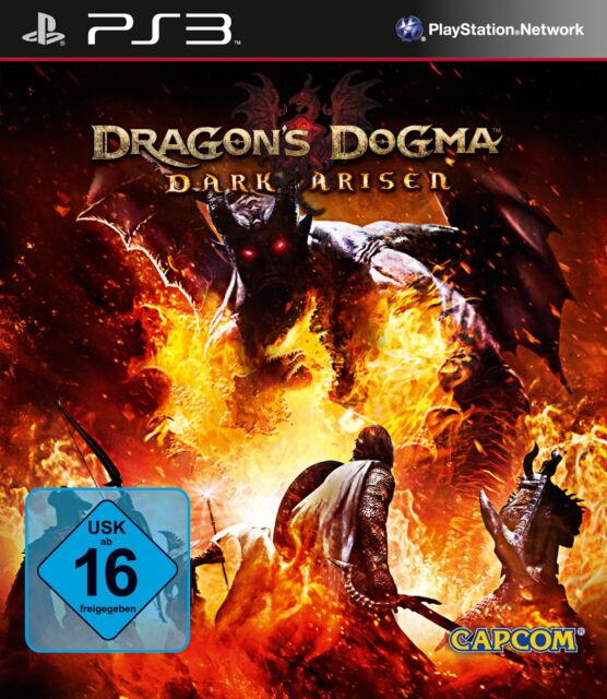 Dragon's Dogma: Dark Arisen (Sony PlayStation 3, 2013, DVD-Box)