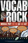 Vocab Rock! : Musical Prep for the SAT and ACT by Keith London, Peterson's Guides Staff and Rebecca Osleeb (2006, Paperback)
