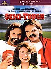 Semi-Tough (DVD, 2001) Fast Shipping Burt Reynolds