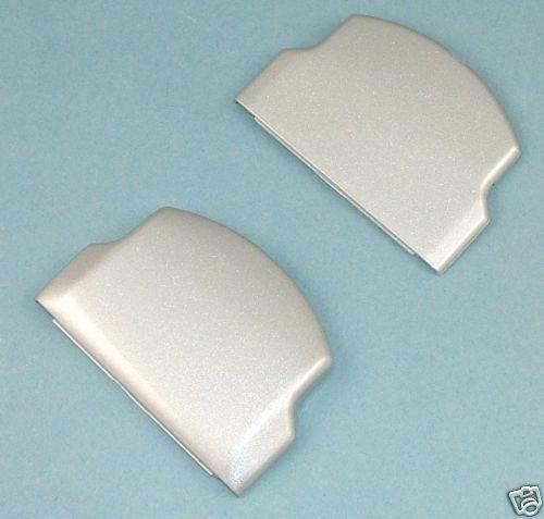 PSP-3001 PSP Ratchet & Clank Silver Battery Cover Door Extended Set