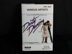 Dirty-Dancing-Film-soundtrack-Cassette-tape