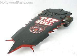 BACK-TO-THE-FUTURE-2-GRIFF-TANNEN-034-PIT-BULL-034-HOVERBOARD