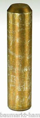 Einschlagwerkzeug für Einschlagbodenhülse Zaunpfosten