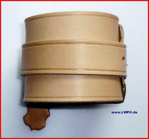 2 Oberarmbänder im Set in 5 Farben von LWPH 2 starke Partner Lederarmbänder