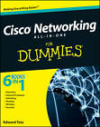 Cisco Networking All-in-One For Dummies by Edward Tetz (Paperback, 2011)