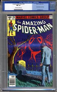 Amazing Spider-Man #196 CGC 9.4 NM Universal CGC #0118447006