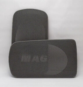 genuine toyota camry gray rear speaker grille covers ebay. Black Bedroom Furniture Sets. Home Design Ideas