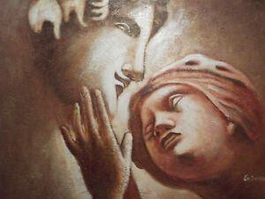 lovers-romantic-couple-oil-painting-canvas-classic-faces-roman-greek-original