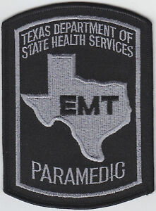 how to become an emt in texas