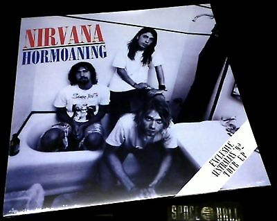 Nirvana - Hormoaning -  Record Store Day  / RDS /  Foo Fighters / Grunge / Neu