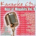 Best Of Megahits Vol.5/CDG von Karaoke (2008)