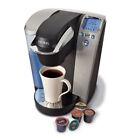 Keurig Platinum K70 1 Cup Brewing System - Black/Silver