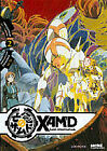 XAM'D - Lost Memories - Complete Collection (DVD, 2012, 4-Disc Set)