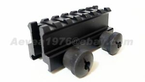 Compact-AR-Flat-Top-1-Riser-Mount-for-Picatinny-Rail