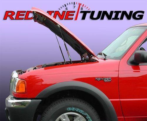 1993-11 Ford Ranger Hood QuickLIFT Gas Spring Strut XLT Shock Dampers Lifters