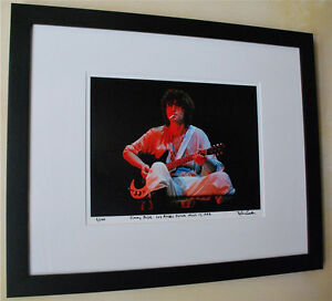 Jimmy-Page-from-Led-Zeppelin-live-fine-art-photo-LA-Forum-1985-signed-2-100