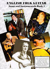English Folk Guitar, Songs and Instrumentals: Off the Record Transcriptions of 44 Songs and Guitar Solos in Staff Notation and Tablature: Bk. 1 by Michael Raven (Paperback, 2006)