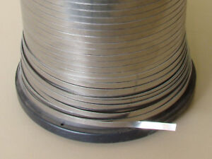 one meter strip Un metro de lama cinta de NiCrom de 2mm y espesor de 0,2mm