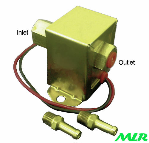 Klassisch Mini/Morris Minor A Serie 4.5PSI Tiefdruck Elektrisch Kraftstoffpumpe